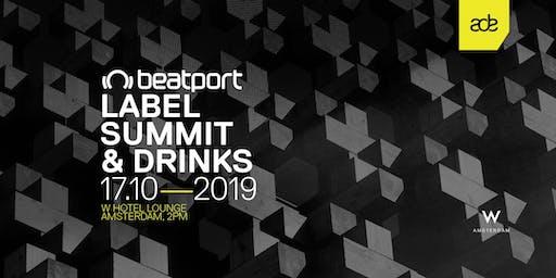 ADE x Beatport Label Summit 2019