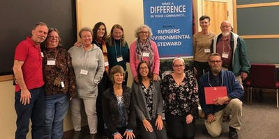 2019 Rutgers Environmental Stewards Commencement