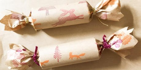 Plastic Free, Planet Friendly Christmas Cracker Workshop! tickets