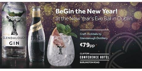 BeGin the New Year at Clayton Hotel Burlington Road, Dublin tickets