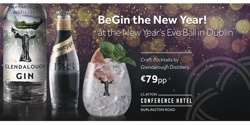 BeGin the New Year at Clayton Hotel Burlington Road, Dublin