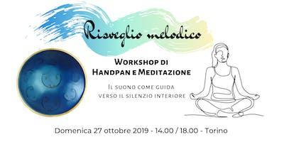 Risveglio Melodico - Workshop di Handpan e Meditazione
