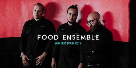 Food Ensemble in Tour / Foligno (PG) - Spazio Astra biglietti