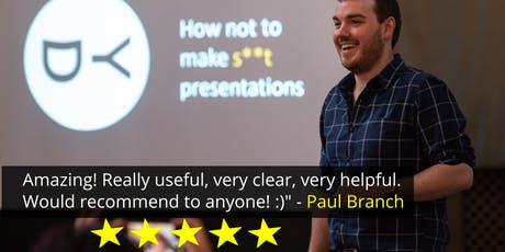 Presentation, business and storytelling - DY Training tickets