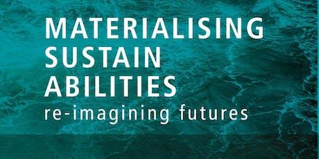 SCI Festival 2019 - Materialising sustainabilities, re-imagining futures tickets