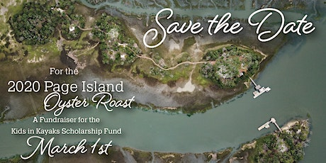 Page Island Oyster Roast tickets