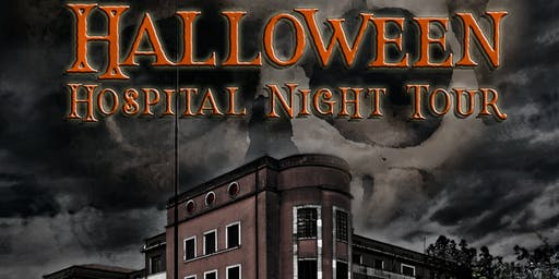 Halloween Hospital Night Tour | ore 22:00