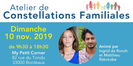 Constellations Familiales billets