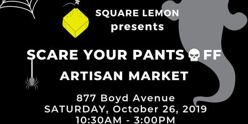 Scare Your Pants Off Craft and Art Market