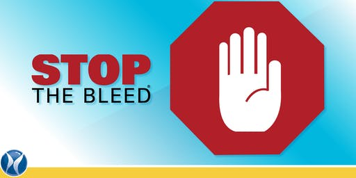 Stop The Bleed Training Class: Save a Live