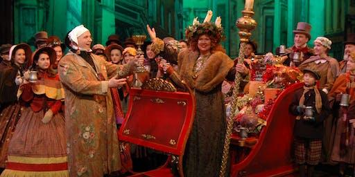 Senior Arts Series--Theatre Memphis' A Christmas Carol