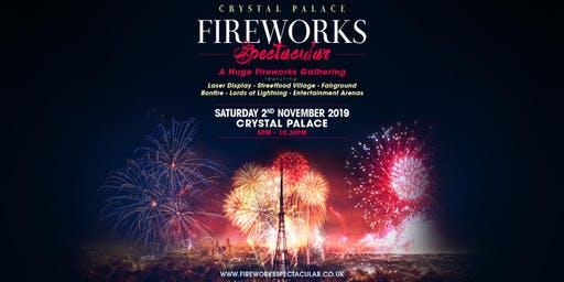 Crystal Palace Fireworks Spectacular 2019