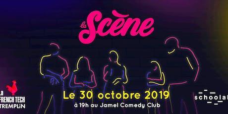 La Scène 4 enflamme le Jamel Comedy Club billets