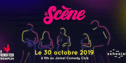 La Scène 4 enflamme le Jamel Comedy Club