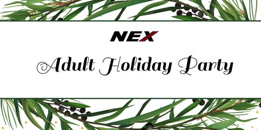 NEX Annual Adult Holiday Party