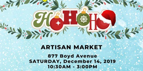 Ho Ho Ho Craft and Art Market tickets
