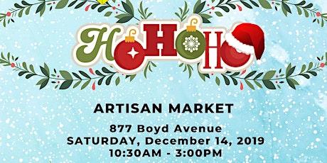 Ho Ho Ho Craft and Art Market tickets