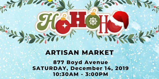 Ho Ho Ho Craft and Art Market