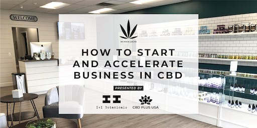 Maryland Pop-Up - How to Start and Accelerate Business in CBD