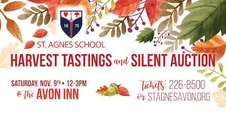 St. Agnes School Harvest Tastings 2019 tickets
