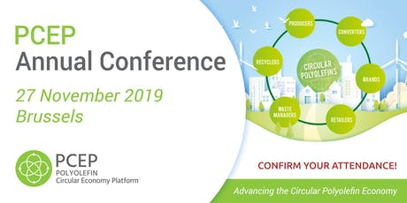 Polyolefin Circular Economy Platform (PCEP) 2019 Annual Conference billets