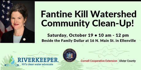 FantineKill Watershed Community Clean-Up! tickets