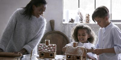 Gingerbread house activity at IKEA Frisco - Free limited seats!
