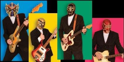 Los Straitjackets w/ Bottled Up