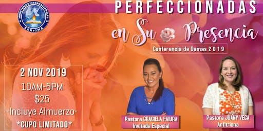 Perfeccionadas en Su presencia