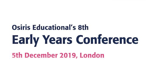 Early Years Conference - tackle the word gap with world-class speakers.