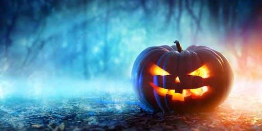 Regus Halloween Party