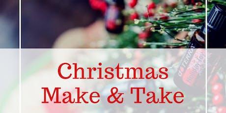 5th Annual Holiday Make 'n Take tickets