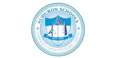 Audubon Charter School - Open House, Oct 23rd Session 1
