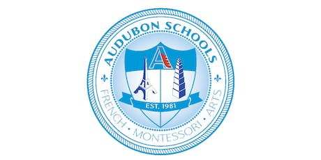 Audubon Charter School - Open House, Nov 13th Session 1 tickets