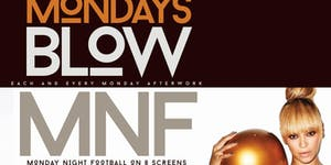 #MondaysBlow at Lavoo Lounge   BOGO Happy Hour Drinks