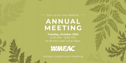 WMEAC Annual Meeting