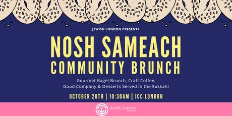 Nosh Sameach - Community Brunch tickets