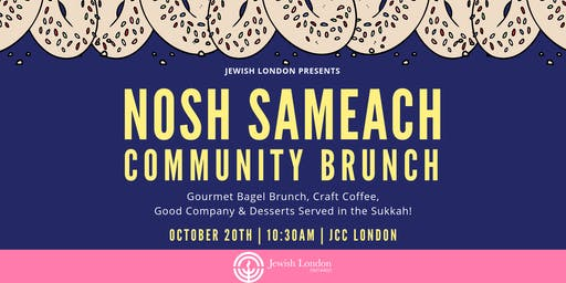 Nosh Sameach - Community Brunch