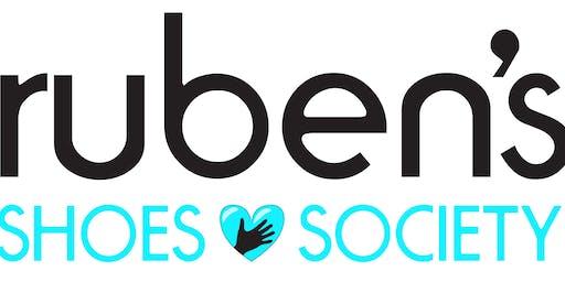 Ruben's Shoes Society - Toronto Launch
