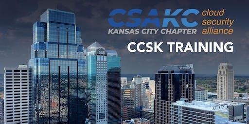 CCSK Training - Basic