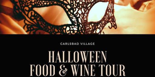 Halloween Food & Wine Tour