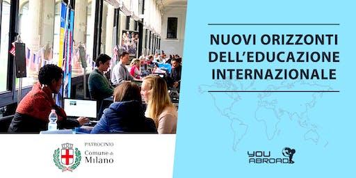 Nuovi orizzonti dell'educazione internazionale - Milano 19/10/2018