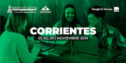 Techstars Startup Weekend Corrientes Innovación Sustentable
