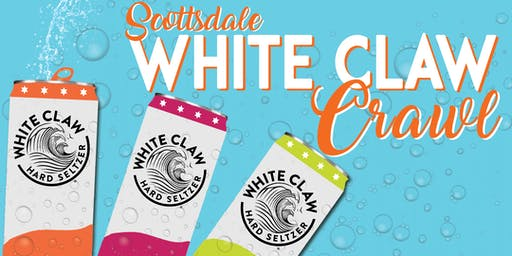Scottsdale White Claw Crawl on January 18th