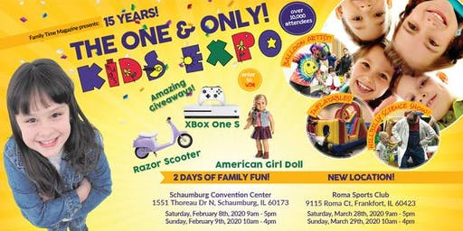 2020 Kids Expo - Roma Sports Club!