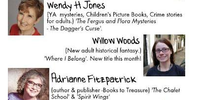 Young Adult Writers (Fishponds Library)