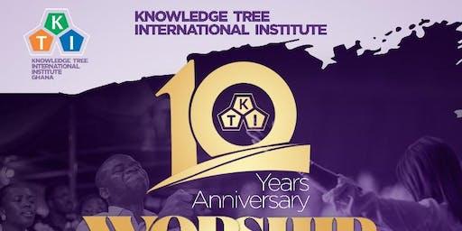 Copy of Knowledge Tree International at 10 Worship Night