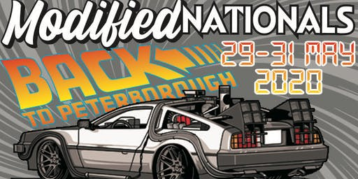 Modified Nationals Performance & Tuning Show.  30/31 May 2020