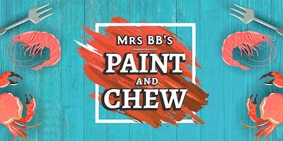 MrsBB's Paint & Chew w/DJ Cue, JTheeCreative & Chef Willie Jackson