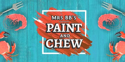 MrsBB's Paint & Chew w/DJ Cue, JTheeCreative & Chef Willie Jackson